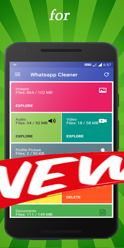 Cleaners for WA plus clone massanger 1.0 screenshots 2