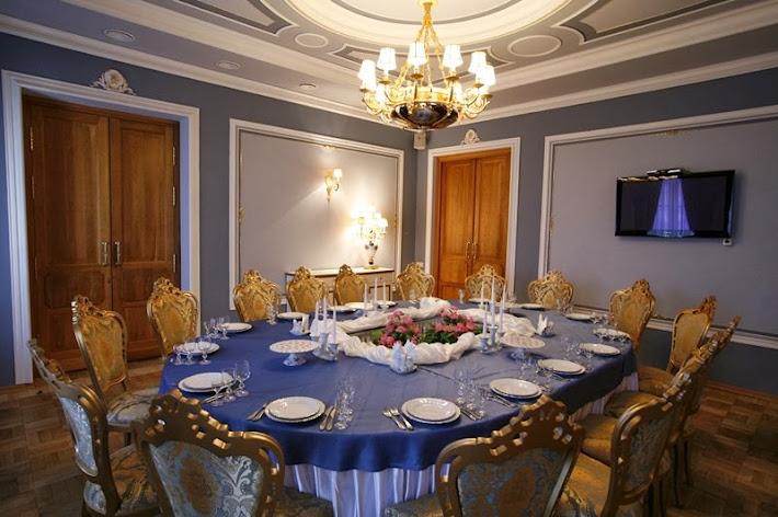 Фото №1 зала Зал «Синий»
