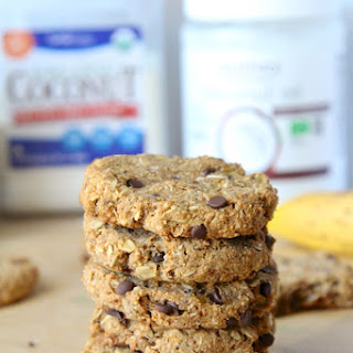 Salted Chocolate Chip Oatmeal Cookies