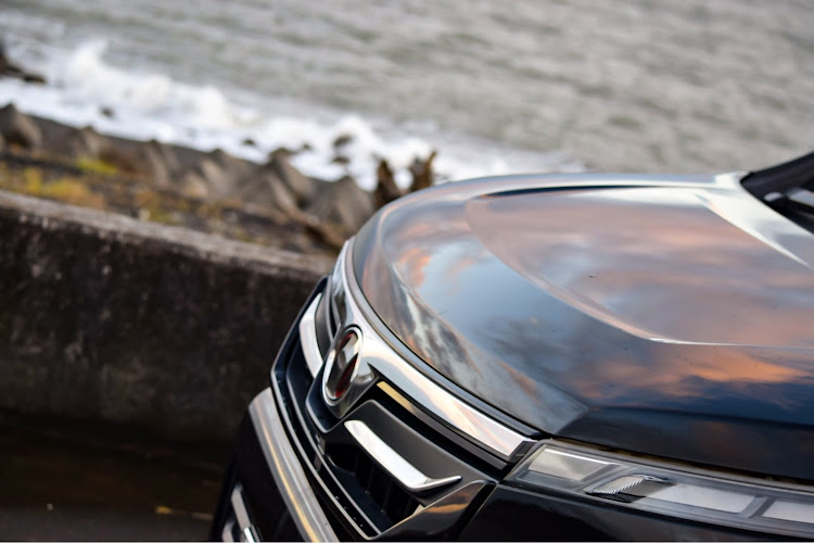 ヴォクシー ZWR80Wの海の見える風景,夕陽に照らされて,カメラ好きな人と繋がりたい,車写活,今日の富士山🗻に関するカスタム&メンテナンスの投稿画像4枚目