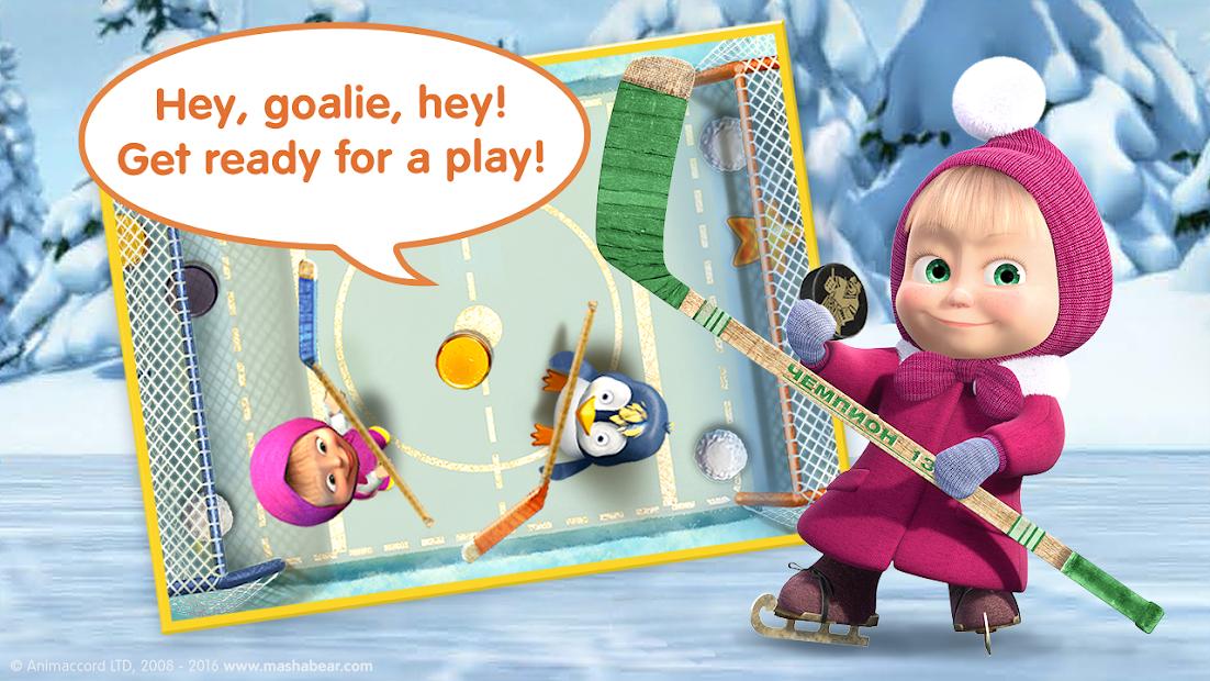 Masha and the Bear Child Games screenshot 4