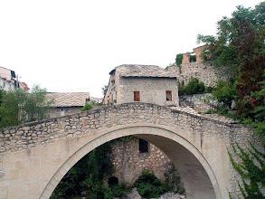 Photo: Mostar - Crooked Bridge