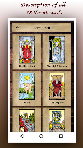 Tarot - Card of the Day: Your Free Daily Reading screenshots 3