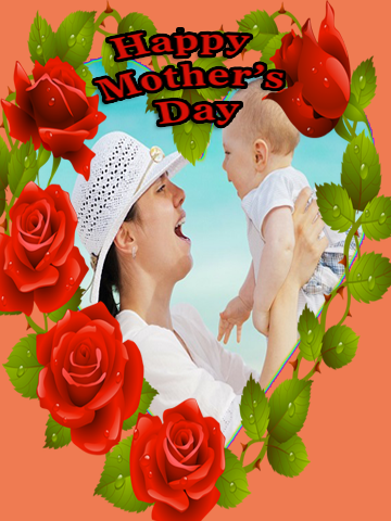 mothers day photo frames screenshot - Mothers Day Pictures Frames