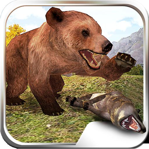 模拟の熊大暴れ LOGO-記事Game