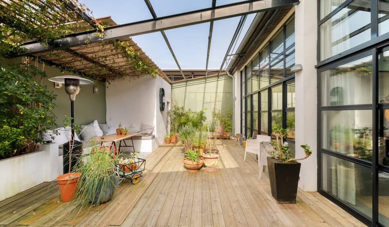 Loft avec terrasse Biarritz