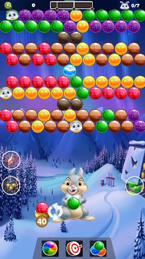 Bunny & Fox Pop 2020 : Bubble Shooter android2mod screenshots 6