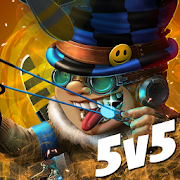 Awakening of Heroes: MOBA 5v5 MOD APK 1.3.5 (All Heroes Unlocked)