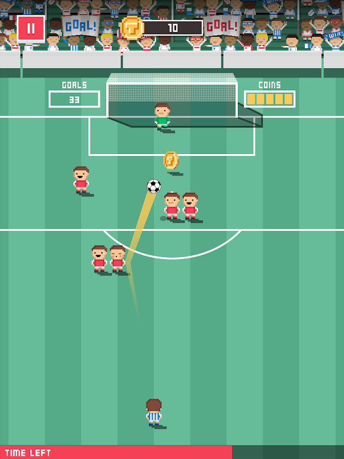 Tiny Striker- screenshot