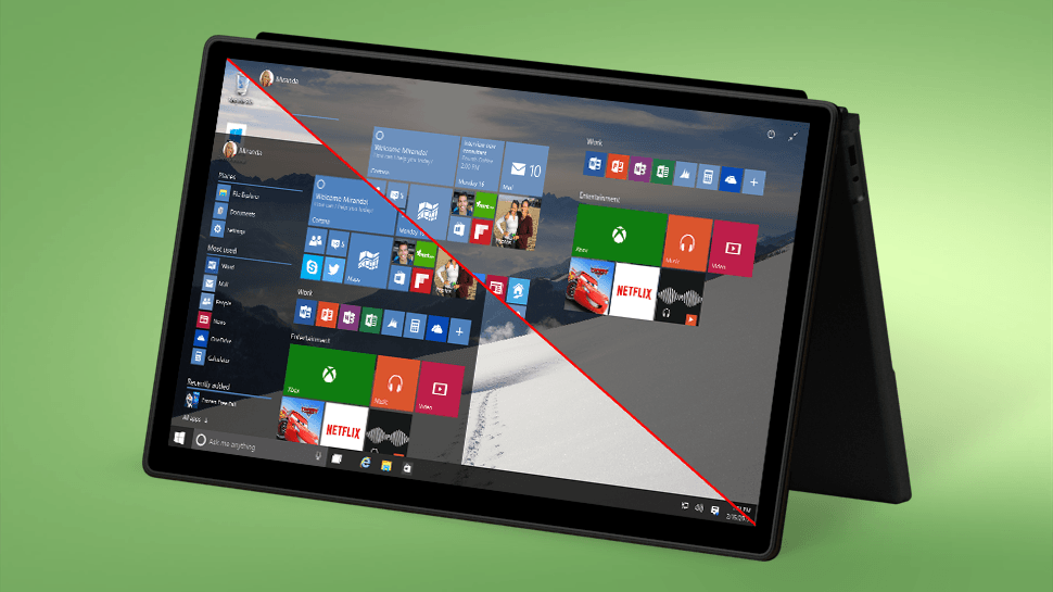 Windows 10: Come attivare la modalità Tablet Touchscreen