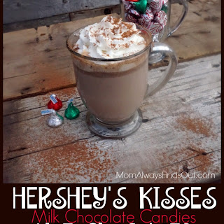 Hershey'S Kisses Milk Chocolates Hot Chocolate Recipe