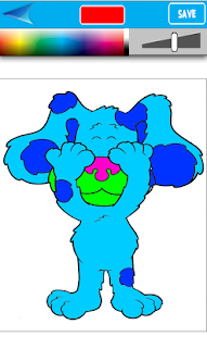 blues coloring kids free screenshot thumbnail
