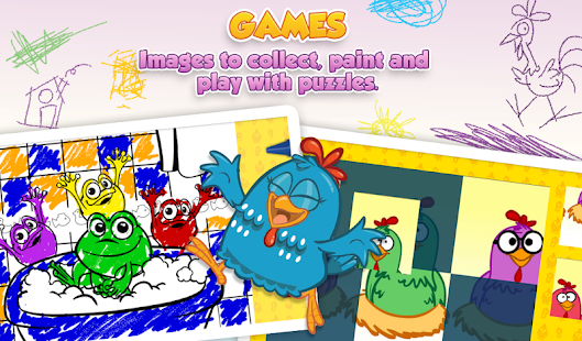 Lottie Dottie Chicken- screenshot thumbnail