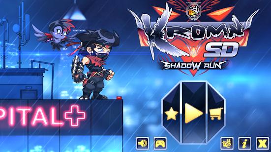 Kromn Shadowrun - náhled