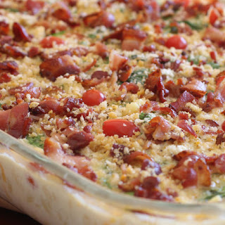 BLT Mac and Cheese.