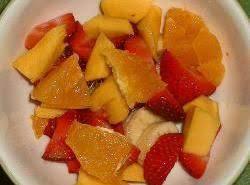 Friendly Fruit Salad