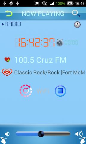 android Classic Rock Radio Screenshot 4