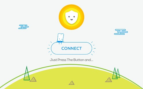 Betternet is a free VPN proxy for android devices with no irritating