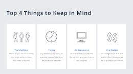 Top 4 Things - Presentation item