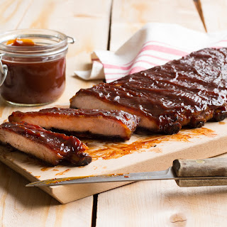 Cherry Cola Pork Ribs.