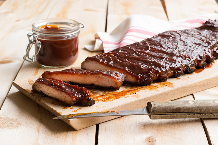 Cherry Cola Pork Ribs Recipe