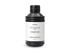 Zortrax Inkspire Pigment Free Photopolymer Resin - BASIC - 500ml