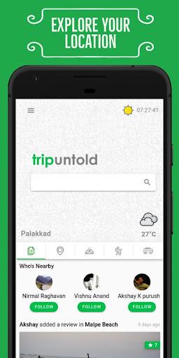 tripuntold screenshots 1