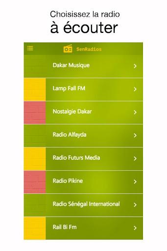 SenRadios du Sénégal