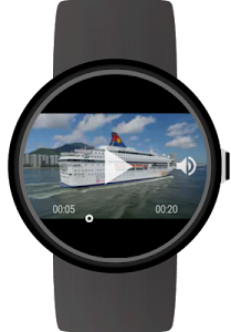 Video Gallery for Android Wear screenshot 0
