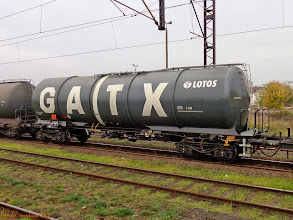 Photo: Cysterna 7838 310-2 (GATX) {Włocławek; 2013-10-10}