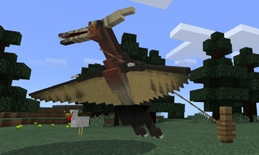 Download Mod Jurassic Craft for MCPE Google Play softwares