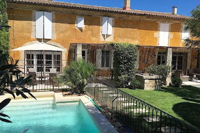 A Beautiful Provencal Mas in Saint Remy