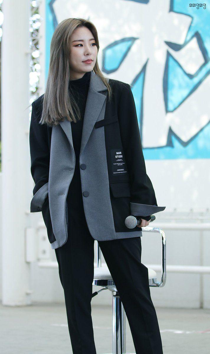 wheein suit 7