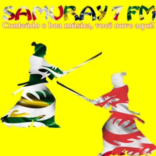 Samuray 7 FM - Web Rádio (app)