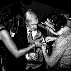 Wedding photographer Javi Calvo (javicalvo). Photo of 04.09.2017