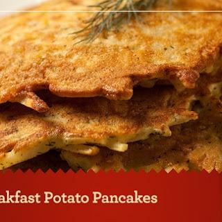 Breakfast Potato Pancakes