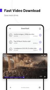 UC Browser Turbo MOD APK 4
