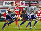 Anderlecht aurait pu recevoir un penalty en fin de rencontre face à Courtrai