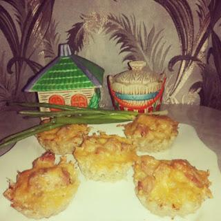 Potato and Chicken Muffins Recipe