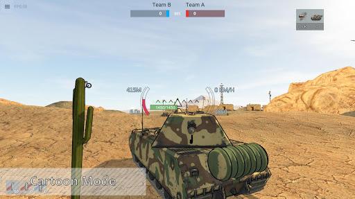 Panzer War screenshots 4