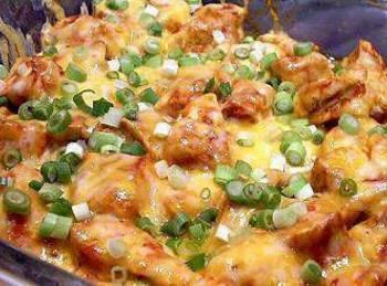 Slow-cooker Salsa Chicken Recipe