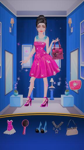 Dream Doll Makeover | Princess Salon Barbie Doll 1.17 Screenshots 5