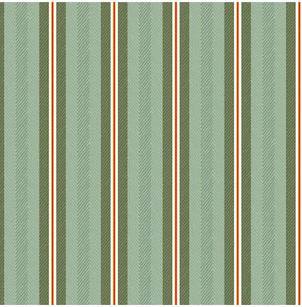 Pip 2020 Blurred Lines Tapet med linjer - Grön
