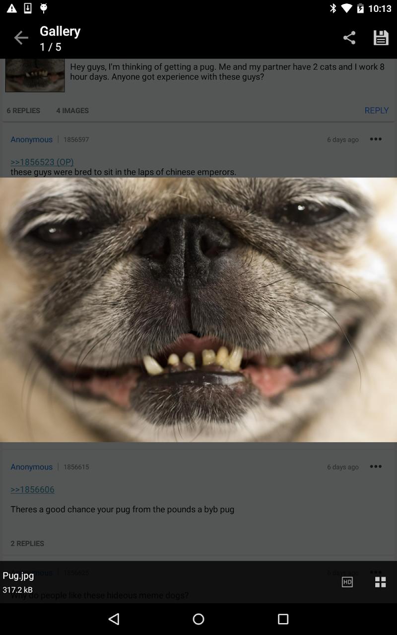Mimi 4chan Reader (donate) Screenshot 8