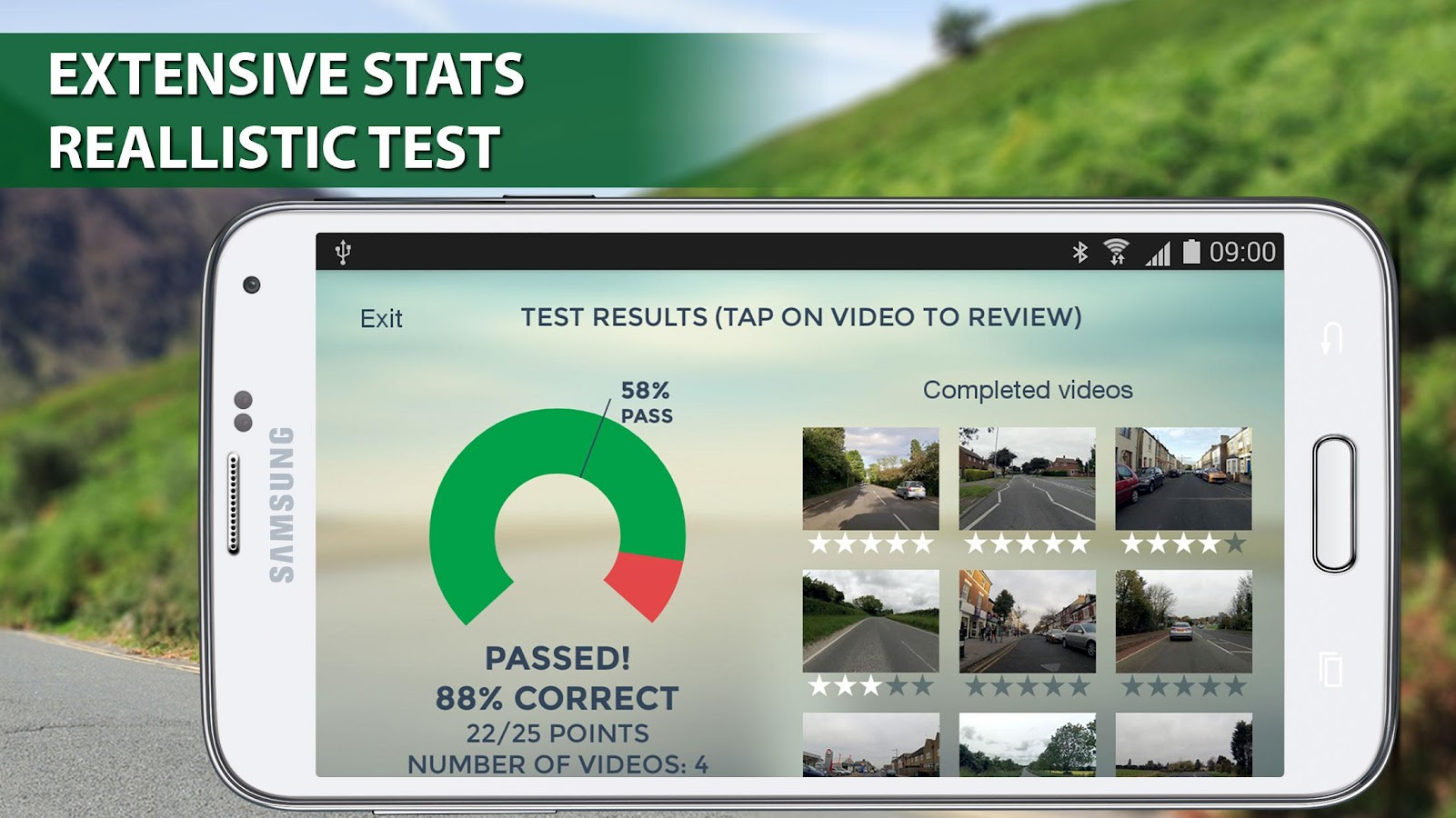 Hazard Perception Test Free- screenshot