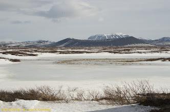 Photo: Lake Myvatn, Iceland