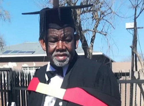 Feisty pensioner lives his dream, passing a law degree - SowetanLIVE