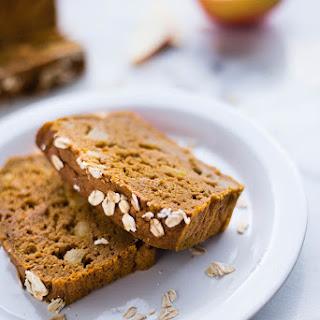 Apple Pumpkin Bread.