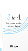 screenshot of Hinge - Dating & Relationships