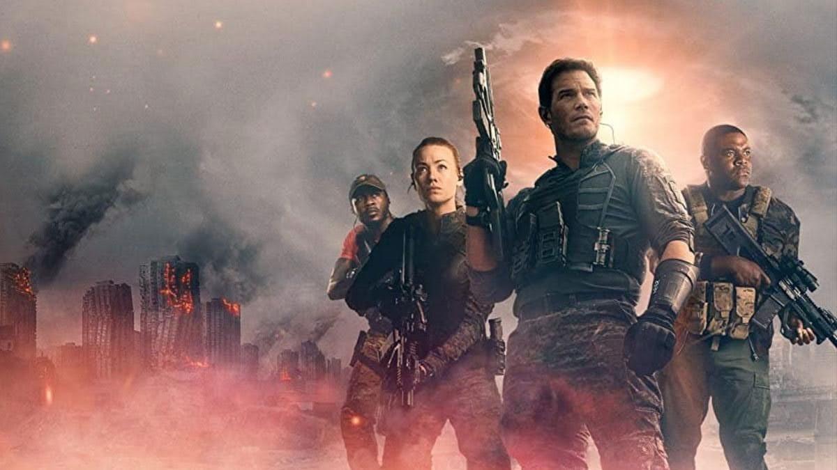 La Guerra del Mañana The Tomorrow War